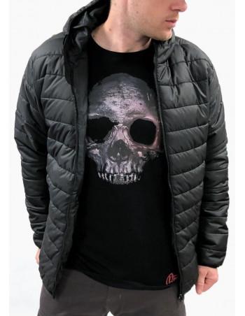 Urban Bubble Jacket All Black