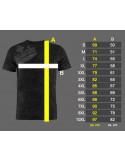 BSAT Rebel Society T-Shirt YellowNWhitee