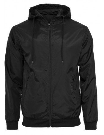 Light Jacket Windrunner Black/Black