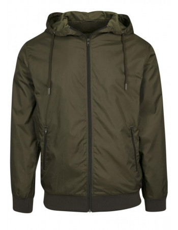 Light Jacket Windrunner Olive
