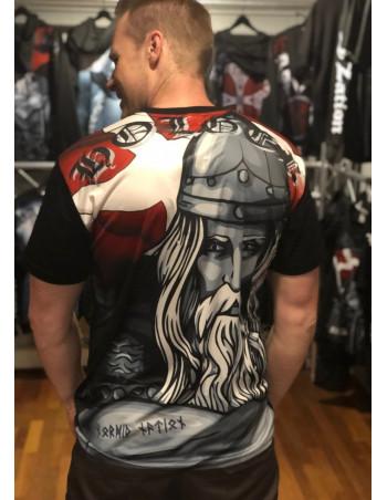 Holger Danske Awakens T-Shirt by Nordic Nation