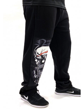 Struck Viking Sweatpants Black by Nordic Nation