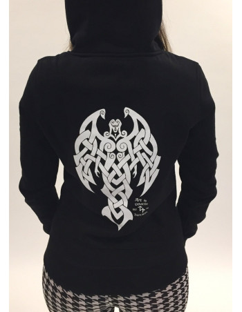 Valkyrie Hoodie by Nordic Nation