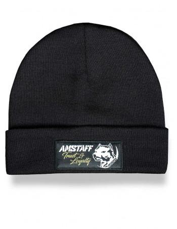Amstaff Loyalty Beanie Black