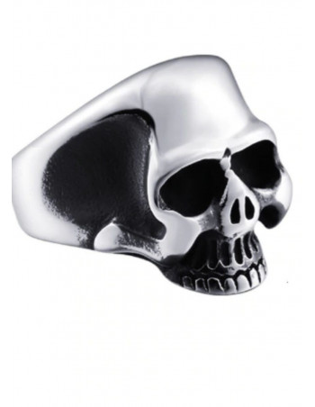 Skull Ring Happy