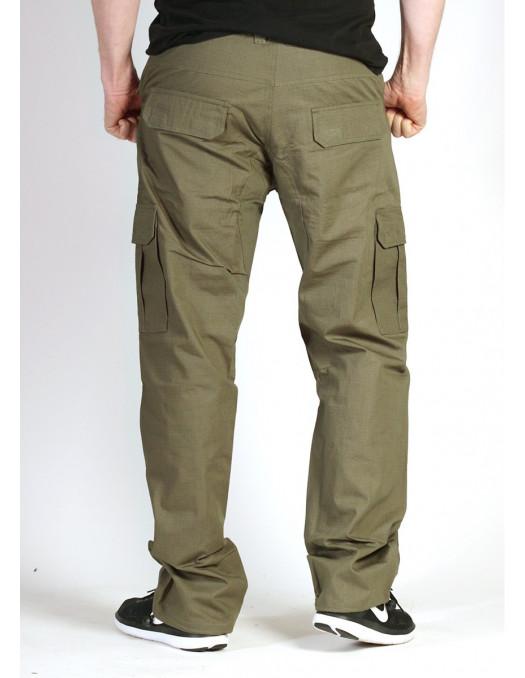 BSAT Regular Fit Combat Cargo Pants Light Green