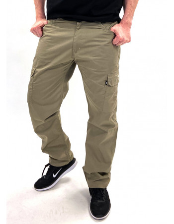 BSAT Regular Fit Combat Cargo Pants Medium khaki