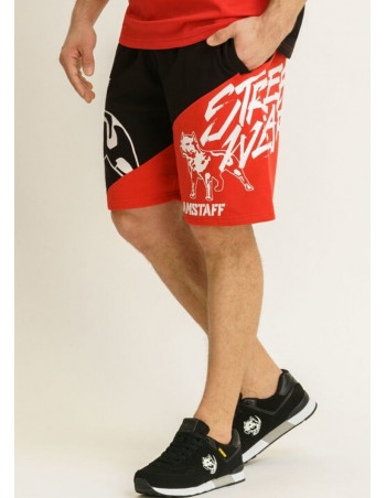 Street Dog Sweat Shorts by Amstaff