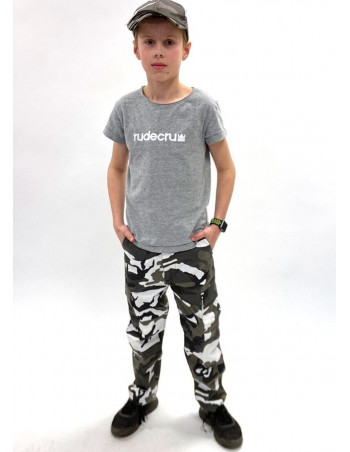 Kids Cargo Pants Urban