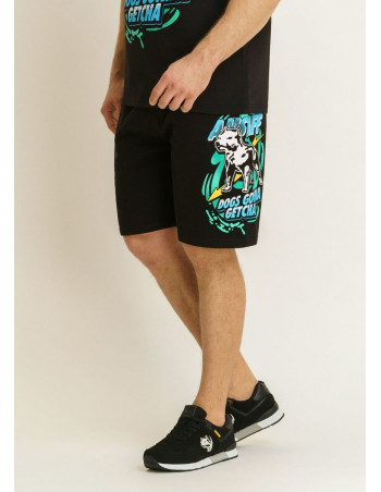 Dogs gonna getcha SweatShorts by Amstaff