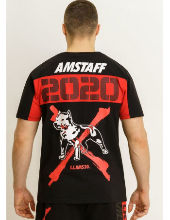 Dog Logo 2020 T-Shirt by Amstaff