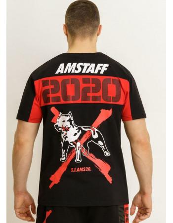 Dog Logo 2020 T-Shirt by Amstaff