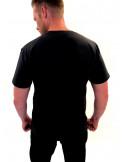 BSAT Chica T-Shirt Black Premium Cotton