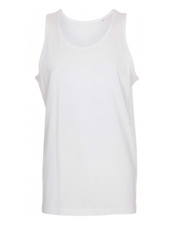 Tank Top Plain White