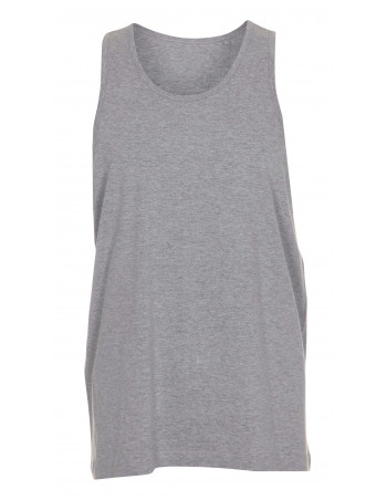 Tank Top Plain Grey