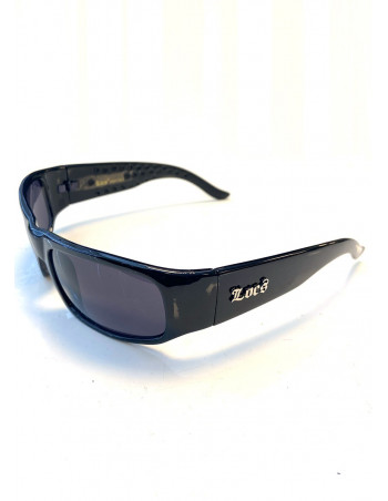 LOCS Solbriller Black Stellar