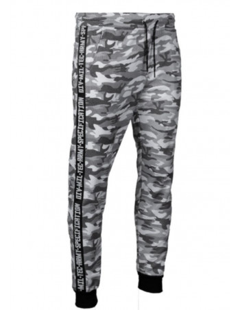TechWear Track Pants Urban Camo