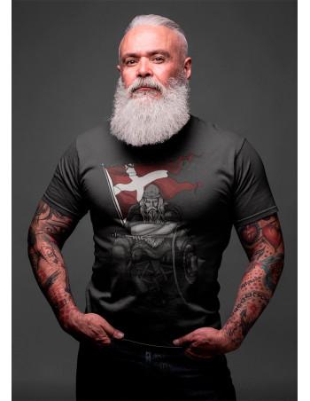 Holger Danske Steel Grey Front by Nordic Nation