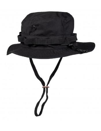 Techwear Bucket Hat Black