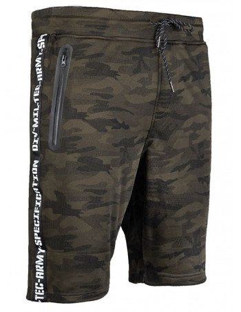 Tech Wear Track Shorts Woodland