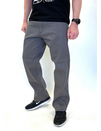 Classic Denim Jeans C.Grey Baggy