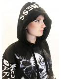 BSAT Darkness Chica El Barrio Hoodie