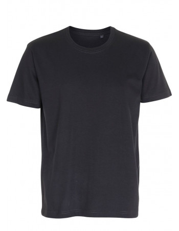 Premium Cotton T-Shirt Steel Grey