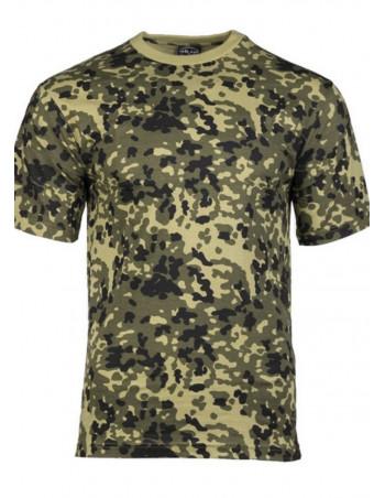 Camo T-Shirt Flecktarn