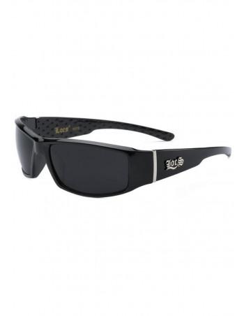 LOCS Sunglasses Racing Black