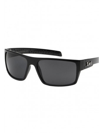 LOCS Sunglasses Classic Street Black