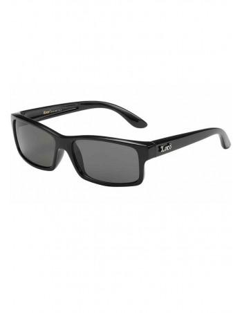 LOCS Sunglasses Classic Street Slim Black