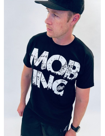 Mob Inc Black Tee 2020