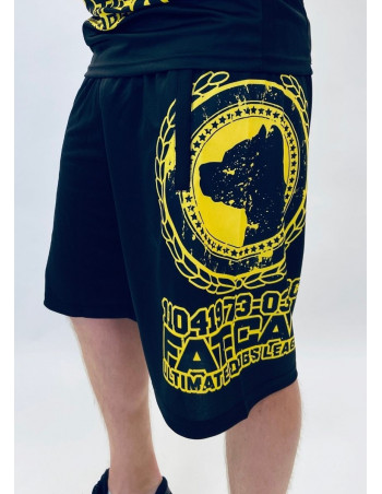 Ultimate Dogs League Mesh Shorts by FAT313