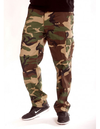 Woodland Cargo Pants Regular Fit by Tech wear