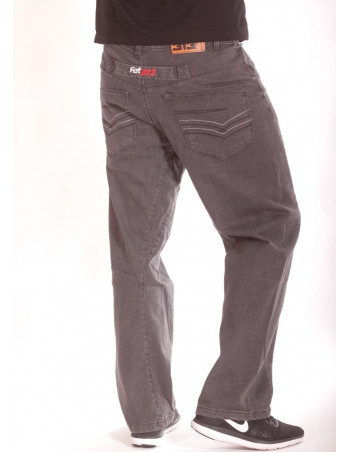 FAT313 Jeans Regular Fit Renew Stretch Grey