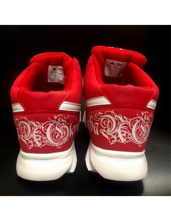 Urban Glory Race Sneakers RedNWhite