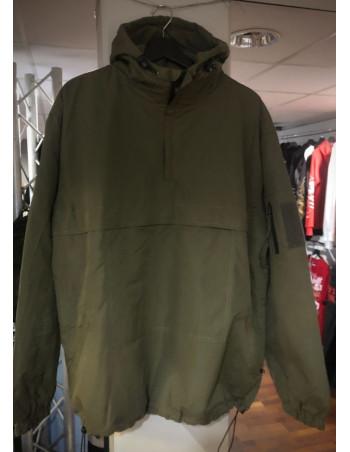Tech Wear Anorak Winter Jacket Green