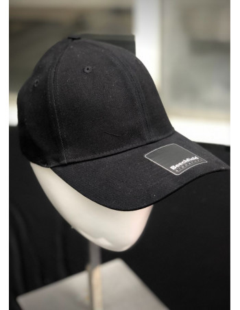 Baseball Cap Black Stretchfit