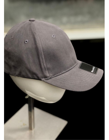 Baseball Cap Steel Grey Stretchfit