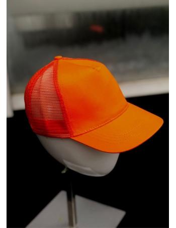 Orange SnapBack Cap