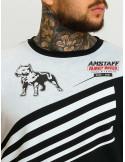 Family Breed T-Shirt BlackNWhite by Amstaff