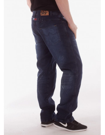 FAT313 MC Kevlar Jeans Indigo