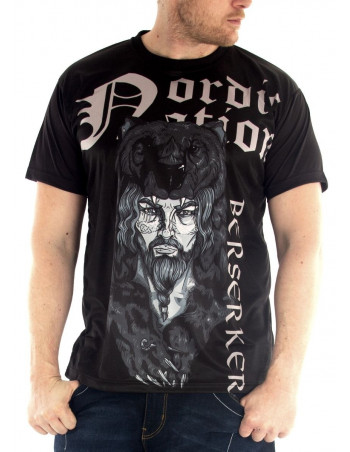 Berserker T-Shirt by Nordic Nation