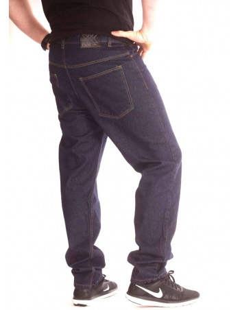 Nordic Nation Denim Jeans Dark Blue