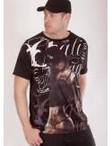 LA Cali Chica T-Shirt by BSAT