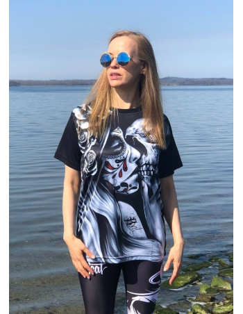 Day of the Dead T-Shirt by BSAT
