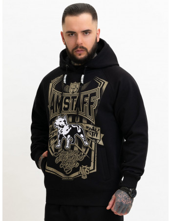 AMS Shield Hoodie by Amstaff