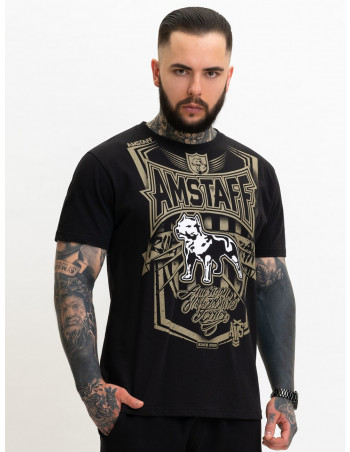 AMS Shield T-Shirt by Amstaff