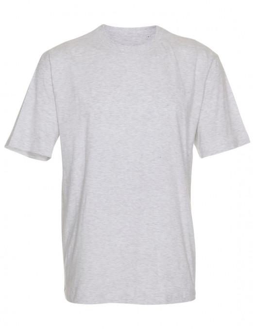 Baggy T-Shirt Organic Cotton Ash Grey