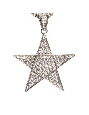 Silver Star Vedhæng
